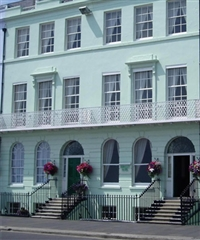 Christmas in Weymouth - The Berkeley Hotel